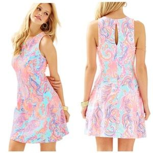 💕Lilly Pulitzer Too Much Bubbly Sleeveless Dress